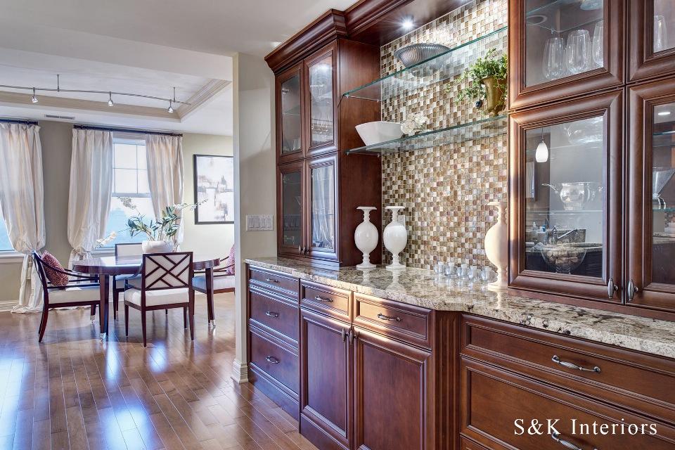 High Rise Condominium Interior Design