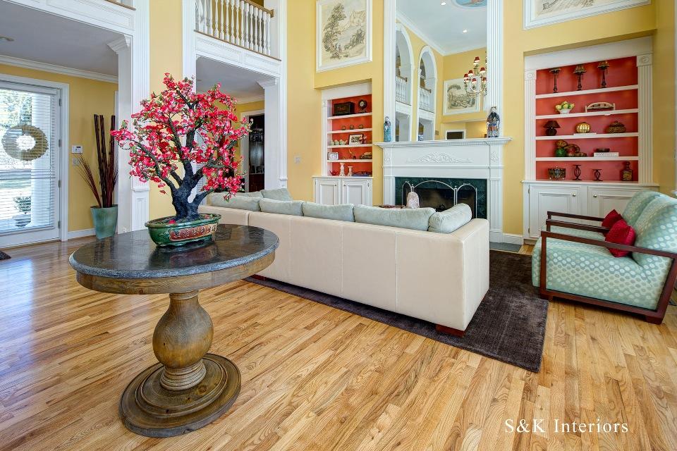 Asian Interior Design St Louis