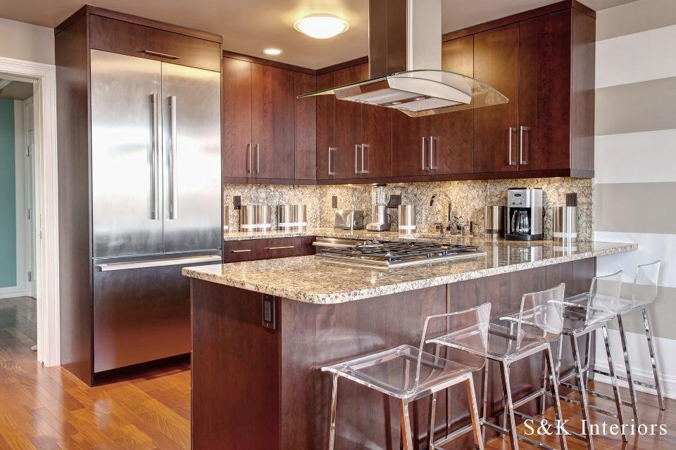 Condo interior design - Condo kitchen designs ...