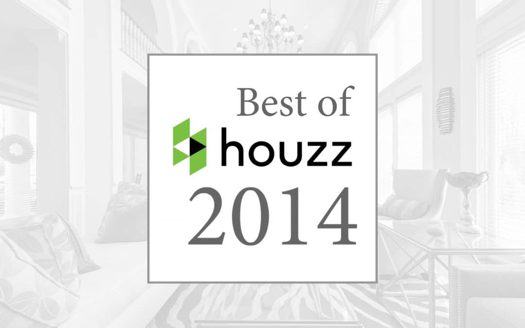 Houzz 2014: Winner Design & Service