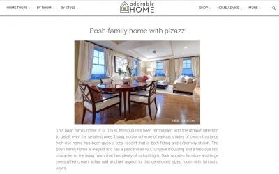 Posh Family Home: Featured Designer