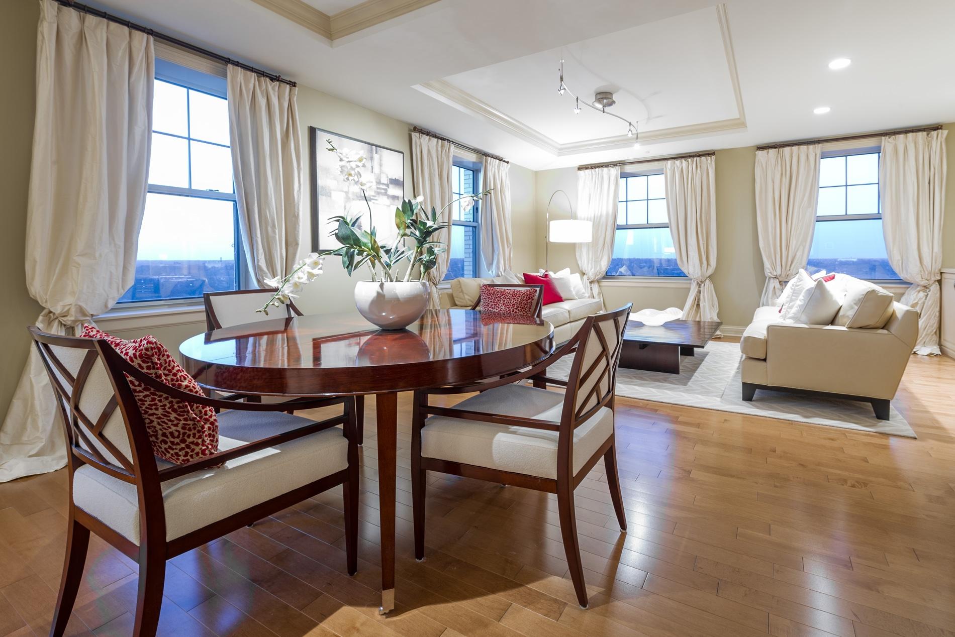 posh family home featured designer st louis interior designers