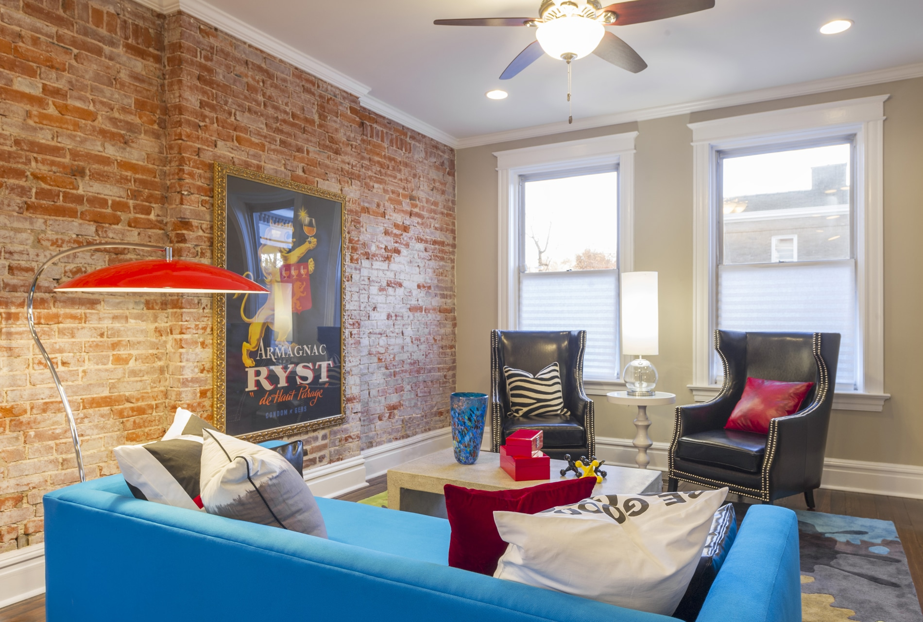 Urban Interior Design by S&K Interiors & Home Staging - St ...