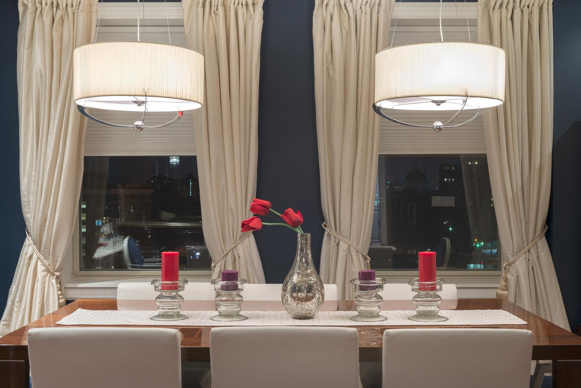 Modern condo interior design by s k interiors home for St louis interior designers