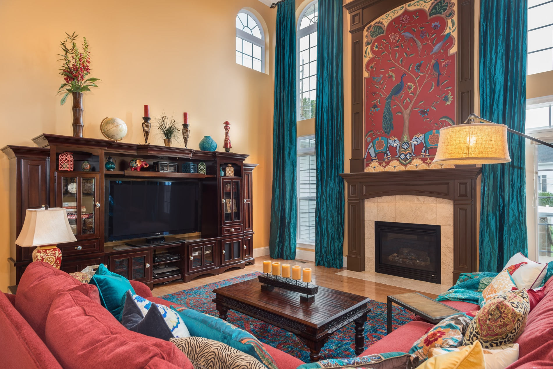 Moroccan interior design by st louis interior designers for St louis interior designers