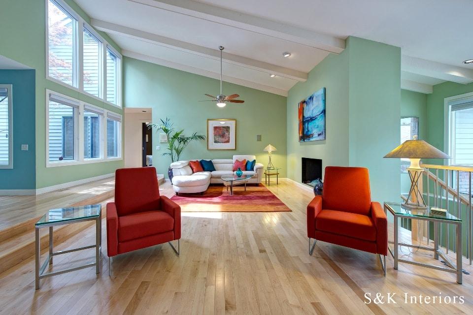 HGTV: Pastel Interior Design With An Edge