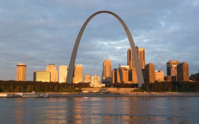 Houzz: History Meets Modern Tastes in St. Louis