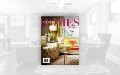 STL Homes Mag: Modern & Masculine