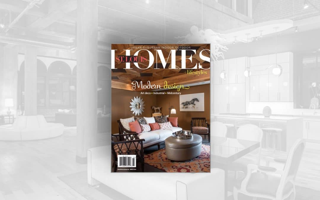 STL Homes Mag: Allure of Glamour